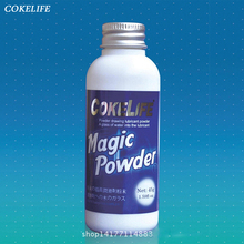 COKELIFE Lube Solid Powder Sex Lubricant Water Base Mixed Using With Hot Water Oil for Vaginal Breast Anal Sex Lubrication 45g(China)