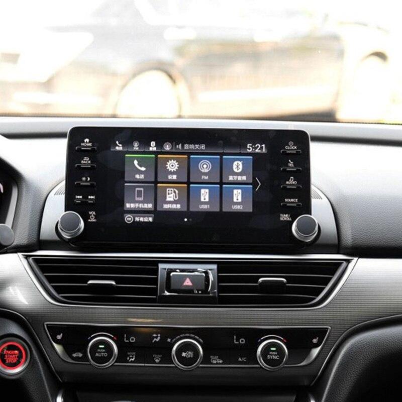 J/&D Compatible for Honda Accord Car Navigation Screen Protector 1-Pack Premium HD Clear Film Shield Honda Accord 2018 2019 2020 Crystal Clear Screen Protector for EX EX-L Touring
