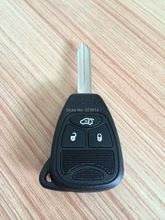 3 Button Remote Key For Chrysler/JEEP/DODGE 433MHZ OHT Good Quality fit for europe model(China)