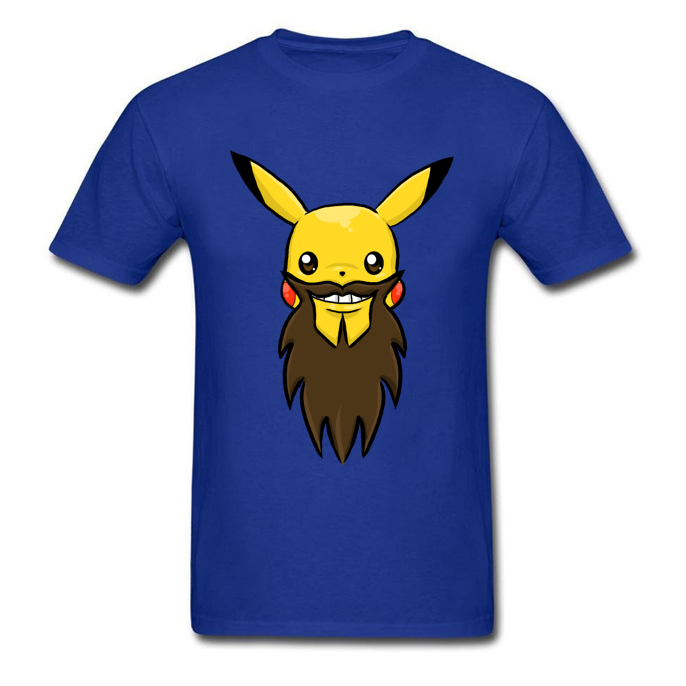 Happy Pika Beard_blue