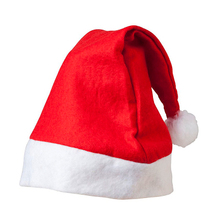 Free shipping Christmas Hat Santa Claus Hat Child Adult Christmas Decorations Holiday Party Supplies Santa Claus Accessorie