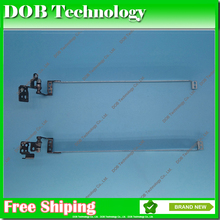 Genuine New For TOSHIBA Satellite L730 L730D L735 L735D laptop LCD Hinge L+R FBBU5013010 FBBU5012010 Hinges(China)