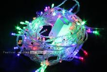 Christmas lights 30 meters led lights flasher lamp set decoration lantern wedding supplies decoration lamp dangxiang small