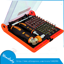 Jakemy JM-6113 multitool Household ratchet screwdriver set mobile phone repair tool & Laptop & computer & Electronics tools
