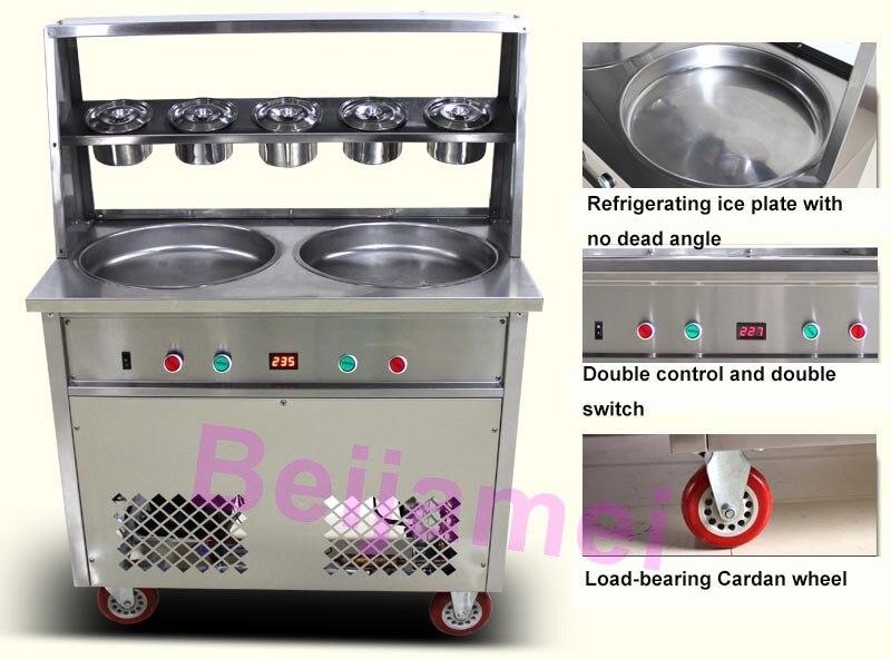 fry ice machine details 2