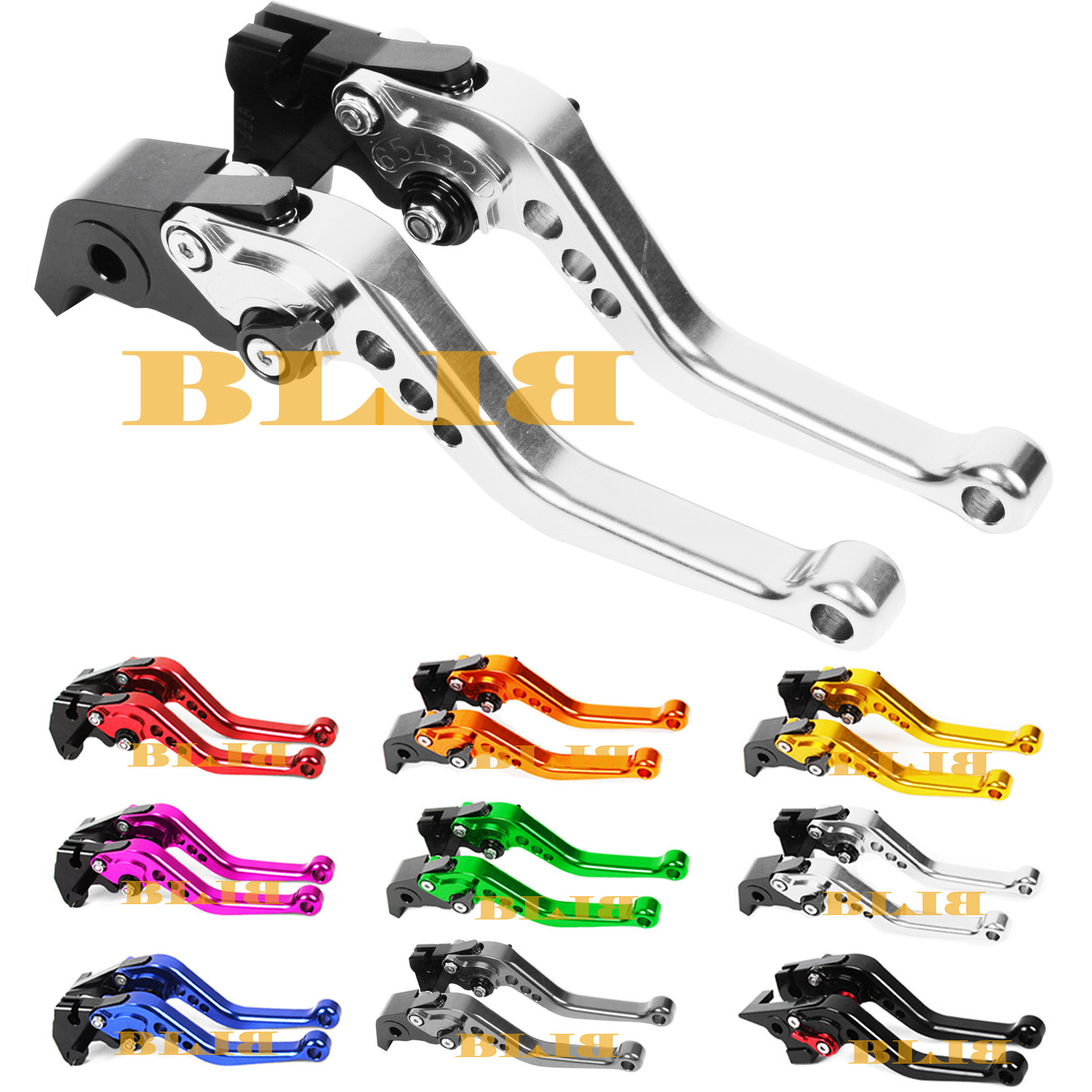 10 Colors For Honda PCX 125/150 All Years High-quality Brake Clutch Levers Motorcycle Brake Short Levers CNC Adjustable Levers<br><br>Aliexpress