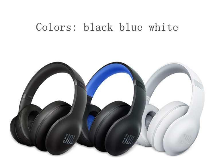 JBL V700NXT High-End Wireless Bluetooth Headphones 40MM Driver Unit Smart Touch Design over the earphones with microphone