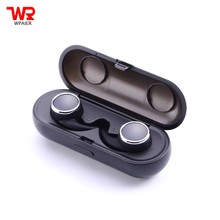 Buy WPAIER SM-R160 Wireless Bluetooth headphones Outdoor sport mini headsets universal type TWS earphones ios/Android for $23.39 in AliExpress store