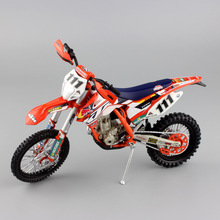 kids 1/12 scale KTM EXC350 EXC F 350 REDBULL Race No.111 TEDDY BLAZUSIAK Motorcycle Diecast model Sport DIRT BIKE Motocross toys(China)