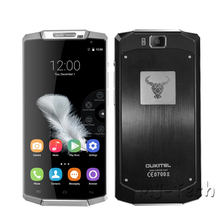 Oukitel K10000 MTK6735 Quad core 2G 16G Android 5.1 Lollipop 5.5 inch 720P 4G 13MP camera smart cellphone(China)