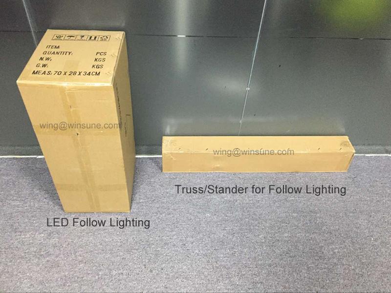 followspot carton package