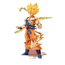 Bandai Original Box Anime Dragon Ball Z Action Figures Super Saiyan Son Goku PVC Model Collection Dragonball Figurine Kids Toys(China)