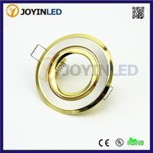 Recessed LED downlight fixtures gu10 mr16 gu5.3 e27 spot light led fittings