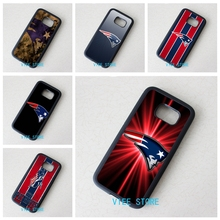 NEW ENGLAND PATRIOTS nfl football 11 case cover for Samsung galaxy S3 S4 S5 S6 S6 Edge S7 Edge note 3 4 5 #GT101