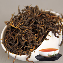 Fengqing dianhong black tea 250g loose Chinses food 2017 new Gongfu red tea Yunnan Hand Picked dianhong Maofeng black tea