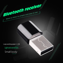 Беспроводной USB AUX Bluetooth автомобильный Bluetooth Мини Bluetooth приемник адаптер Музыка колонки аудио(China)