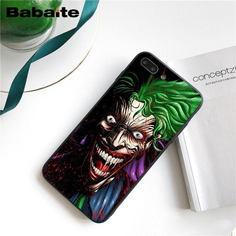 Suicide Joker Harley Quinn Clown Comic