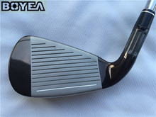 Brand New Boyea M2 Iron Set Golf Forged Irons Golf Clubs 4-9PS Regular and Stiff Flex Steel Shaft With Head Cover