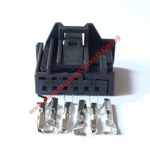 20 Sets Dome Light Reading Light Automotive Socket 1-969490-4 Auto Electrical Female 6 Pin Connector For VW(China)