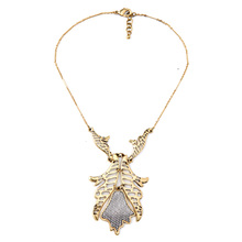 Jewelry Unique Gold Color Necklace Pendant Perfume Women Bijoux Special Store