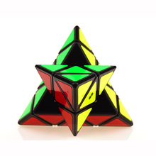 MoYu Magnetic Magic Cube Pyramid Pyraminx 3x3x3 Speed Cube Puzzle cubo magico Learning Education Toys For Children Kids Gifts
