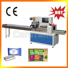 Automatic High Speed Pillow Packaging Machine Price(China)