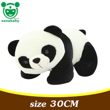 30CM Soft Stuffed Toys Animal Plush Toy Gifts Giant Panda Plush Toys Kung Fu Panda Dolls For Kids Birthday Gifts TY50