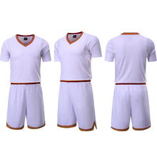 Anti-pilling Breathable Mens Basketball Jerseys Set Polyester Team Uniform Training Running Basketball Jersey Sports Clothing