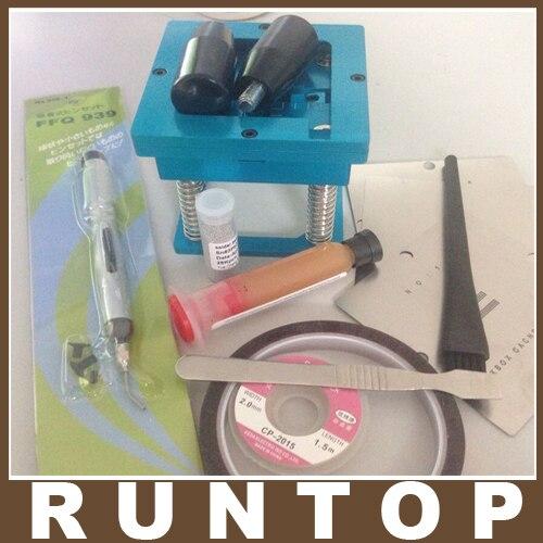 90 mm BGA Reballing Stencil Station + 3 for PS3 90mm Stencils+10g paste <br>