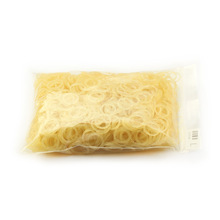 Armi store Dog Grooming Bands (Elastic) Make Topknot 61009 Best Beige Rubber Latex Band For Dogs Hair 6mm 8mm 10mm