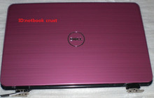 For Dell Inspiron 14R new original notebook shell pink lcd back cover shell PN GR21X N4010