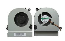 SSEA New CPU cooling Fan Free shipping for ASUS K45 A45 A45vd A85C A85 A85V Laptop fan thickness 9mm P/N:MF75090V1-C160-G99