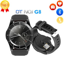 Buy 2017 NEW No.1 G8 Smartwatchs Bluetooth 4.0 SIM Card Call Message Reminder Heart Rate Monitor Smart watches Android Apple ios for $33.47 in AliExpress store