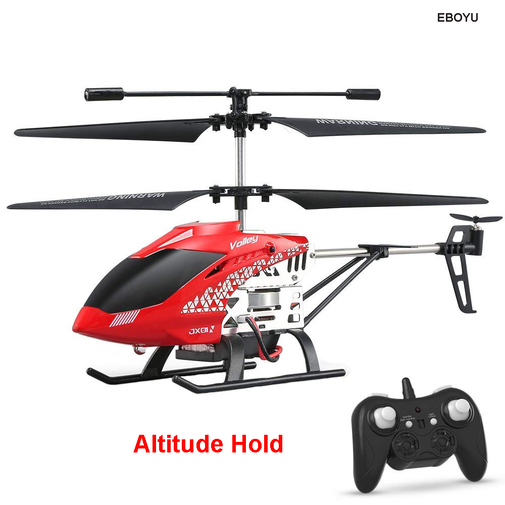 Cool Wltoys 3.5CH RC Remote Control Helicopter with Gyro Stability 2.4G Aircraft