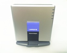 UnLOCKED LINKSYS PAP2T-NA SIP VOIP Phone Adapter VoIP phone Linksys PAP2T Internet Phone Adapter Two Phone Ports