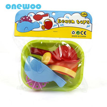 Children's Bath Toys Set Baby Swimming Water Spray Toys Kids Play Water Wheel Swim Bathing Beach Sand Play Classic Toys Gifts(China)