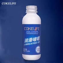 Buy New COKELIFE Magic Powder Lubricant Mix Water 5g Can Create 50g water based Lubricants Sex Anal Gel & Body Massage Oil
