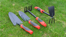 4PCS Garden tool set stainless steel shovel rake balcony garden grow vegetables and flowers tools(China)