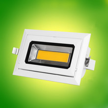 Wholesale 10pcs 40w LED Flood light Warm white/white AC85-265v 40 watt LED Floodlight 90-100LM/W High power Stree Outdoor light