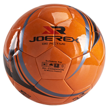 Size 5 Football Training Balls Wholesale Outdoor Orange color Student Middle School Exercise Soccer(China)