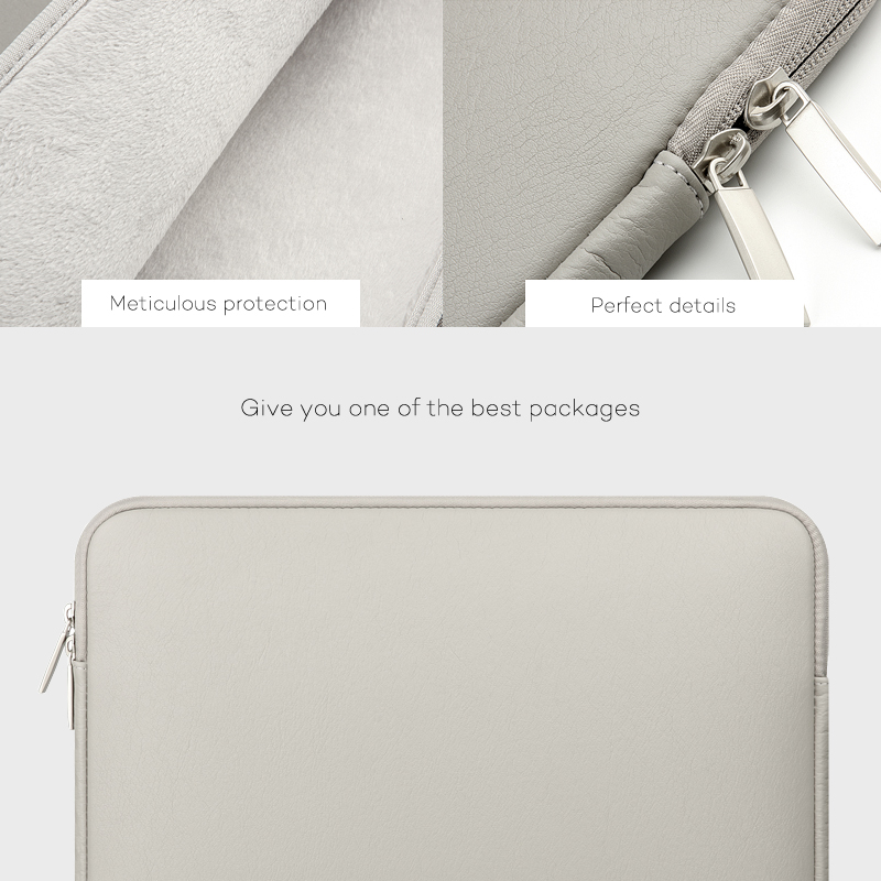 NEW-PU-Leather-Waterproof-Laptop-Sleeve-Bag-Protective-Zipper-Notebook-Case-Computer-Cover-for-11-13