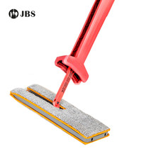 Double Sided Lazy Flat Magic Mop With Self-Wringing Ability Hand Push Sweepers Telescopic Hard Floor Cleaner Vassoura