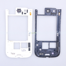 Replacement White/Black Middle Mid Frame Plate Panel Bezel Holder Housing for Samsung Galaxy S3 i9300(China)