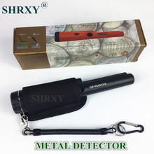 2017 High Sensitive Garrett Metal Detector Same type Pro Pointer Pinpointing Hand Held gold Detector with Bracelet