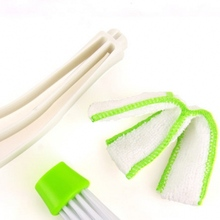 Sale Computer Clean Tools Window Leaves Blinds Duster Pocket Brush Keyboard Dust Collector Air-condition Cleaner EN2873