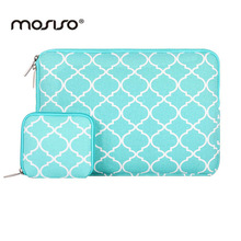 MOSISO Soft Case For Macbook 11 13 15 inch Canvas Fabric Laptop Pouch Sleeve Cover Notebook Computer Bags for Asus/Acer Netbook(China)