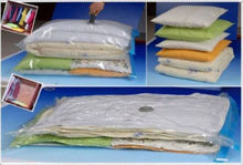 NEW Hot Space Saver Saving Storage Vacuum Multi Functional Casual Home Cloth Seal Compressed Organizer Bag 4 Size