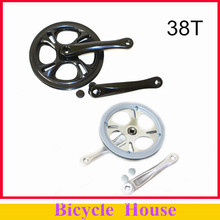 Hot sell bike crankset for bicycle bmx  Whole sale bike crankset crank bicycles part free shipping