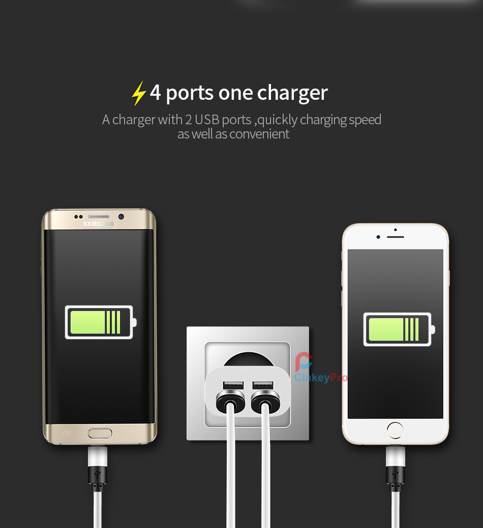 4-ports usb charger 5