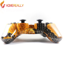 HOMEREALLY Wireless Bluetooth Game Controller For Sony Playstation 3 Controle Joysticks For PS3 Gamepad Dualshock Vibration